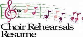 Choir resumes